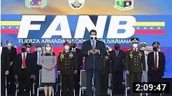 Acto de Graduación de Oficiales, 7 julio 2020, dirigido por Nicolás Maduro en Fuerte Tiuna (+Video)