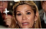 Bolivia: Presidenta de facto Jeanine Áñez dió positivo en prueba de coronavirus Covid-19