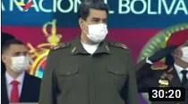 Presidente Nicolás Maduro denuncia nueva campaña mediática de EEUU