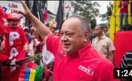 Diosdado Cabello envía nota de voz a la militancia chavista tras dar positivo por Covid-19 (+Video)