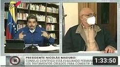 Reporte Coronavirus Venezuela, 26/07/2020 + Presidente Maduro en reunión con Comisión Presidencial (+Video)