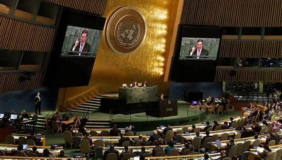 Se transfiere a mayo de 2021 consideración de proyecto de resolución contra bloqueo a Cuba en Asamblea General de la ONU