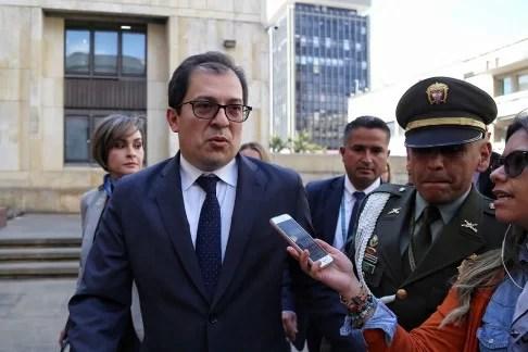 Colombia: Consejo de Estado admite demanda que reclama periodo institucional del fiscal Francisco Barbosa