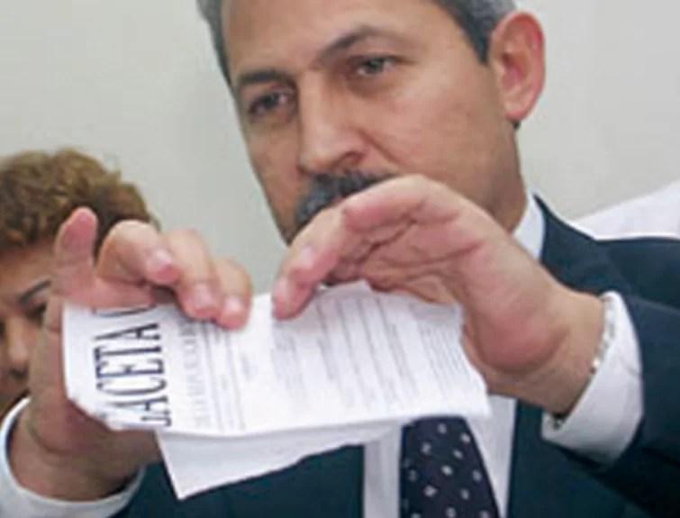 DICCIONARIO DE FARSANTES. caso de José Luis Bethancourt...