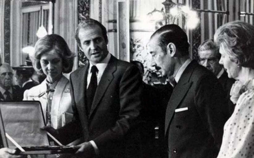 La incógnita de las medallas que Juan Carlos regaló a varios dictadores