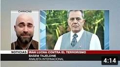 Basem Tajeldine: La inteligencia de Irán neutraliza planes terroristas de EEUU (+Video)