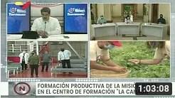 Presidente Maduro en 7mo aniversario del Sistema de Misiones y Grandes Misiones, 7 agosto 2020 (+Video)