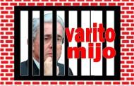 """Tras de """"rejas"""" Álvaro Uribe Velez, en Colombia"""
