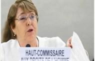 Alta Comisionada presentó actualización del informe de DDHH sobre Venezuela (+Video)