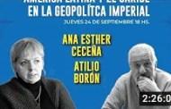 América Latina y el Caribe en la geopolítica imperial. Seminario Internacional Geopolítica. Clase 2