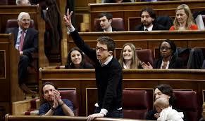 Íñigo Errejón a la ultraderecha española: