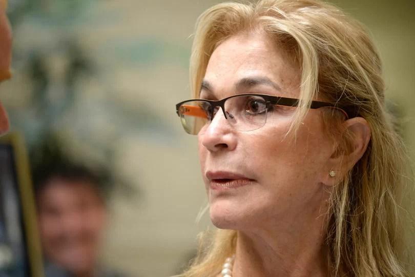 DICCIONARIO DE FARSANTES, el caso de Ana Julia Jatar (con un gran parecido a Jeanine Áñez, sorprendente)...