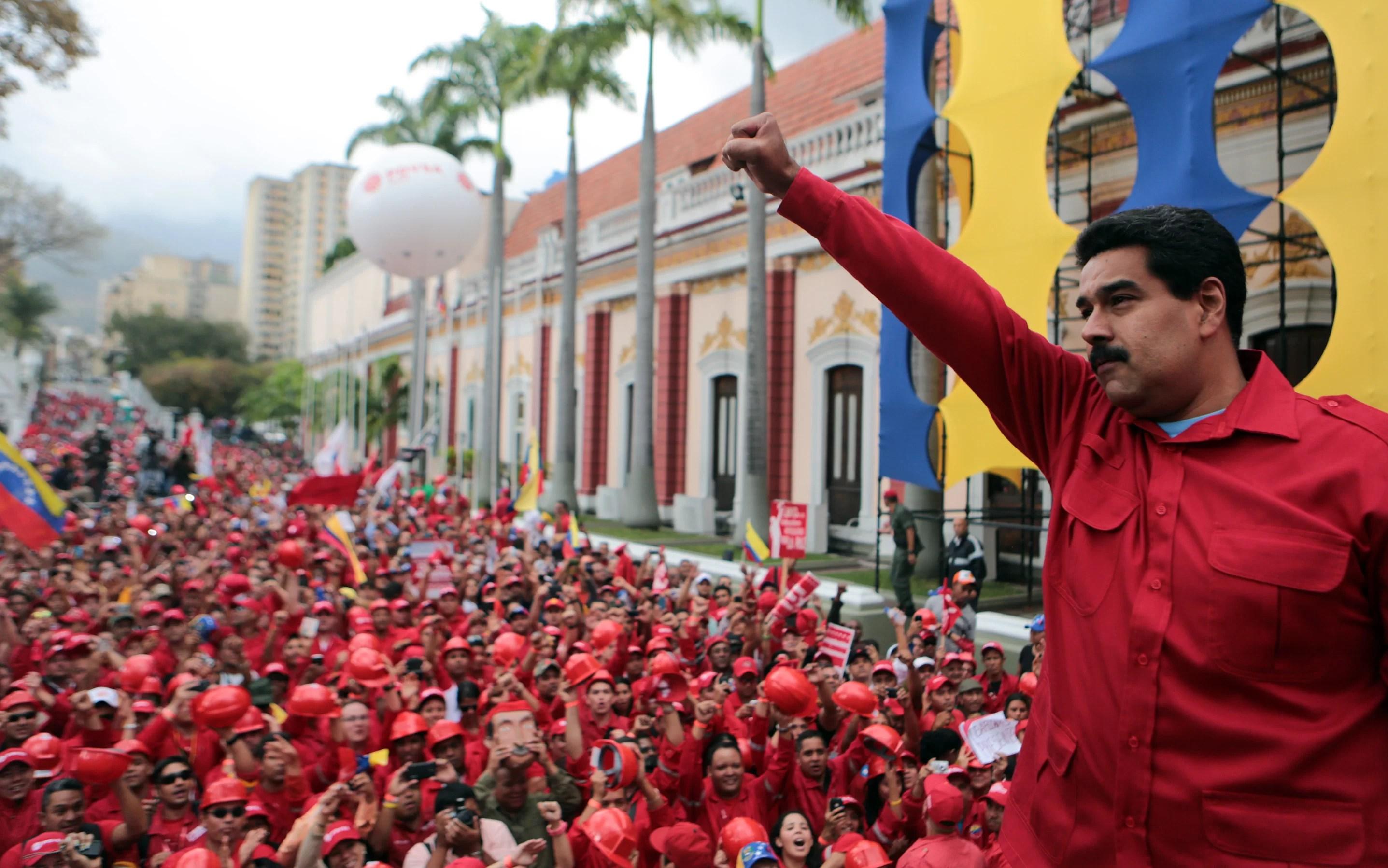 Maduro, duro de tumbar