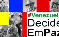 Llamado a La Unión Europea que en DICIEMBRE respete RESULTADOS elecciones de #Venezuela