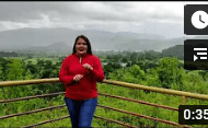 Precandidata PSUV a la alcaldía del municipio Montes del estado Sucre, Jackeline Noguera
