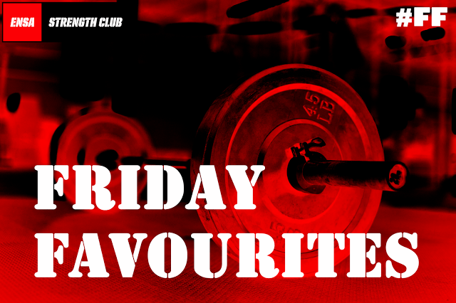 Friday Favourites 21