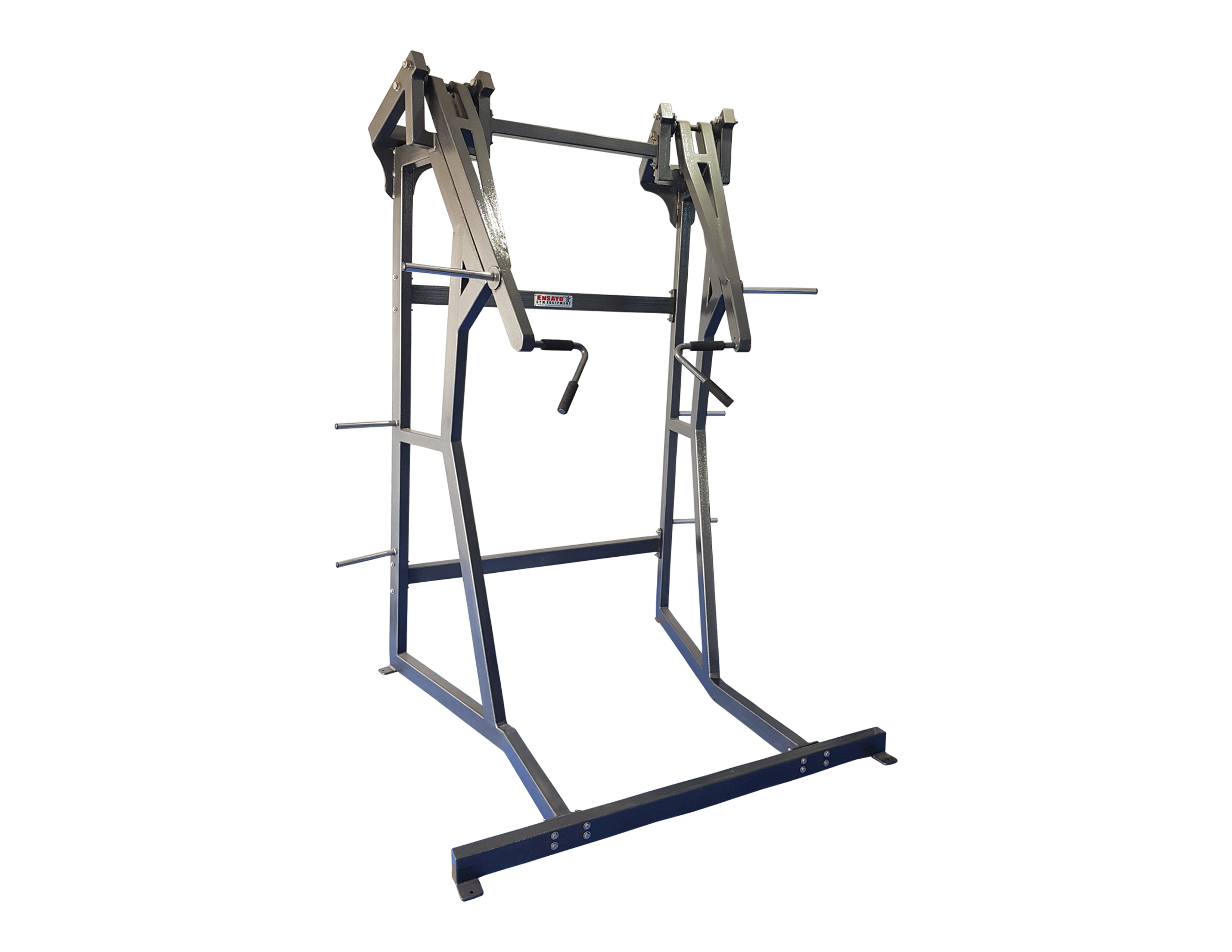 Power Thrust Leverage Plate Load Machine Ensayo Gym Equipment Inc