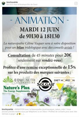 Iridologue à Montélimar Etoile sur Rhône Valence Drôme, Naturopathe - Iridologue à Montélimar