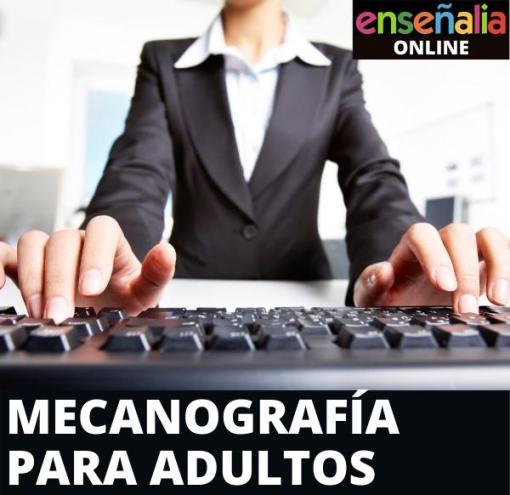 Mecanografía para adultos