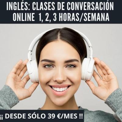 Clases de conversacion en ingles