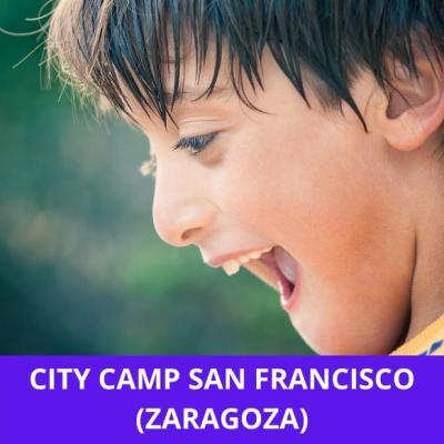 Campamento de verano en Zaragoza