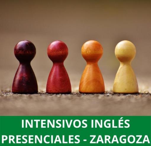 Cursos intensivos de ingles en Zaragoza
