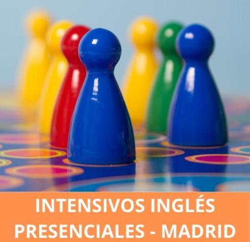 Cursos intensivos de ingles en Madrid
