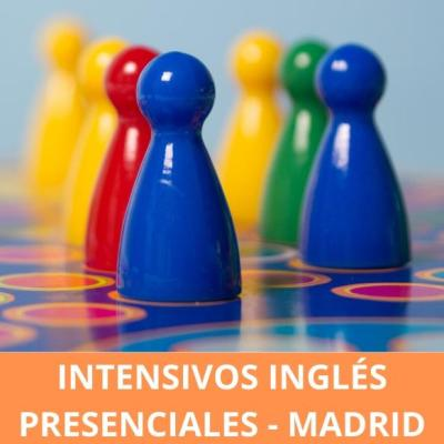 Cursos intensivos de ingles en Madrid