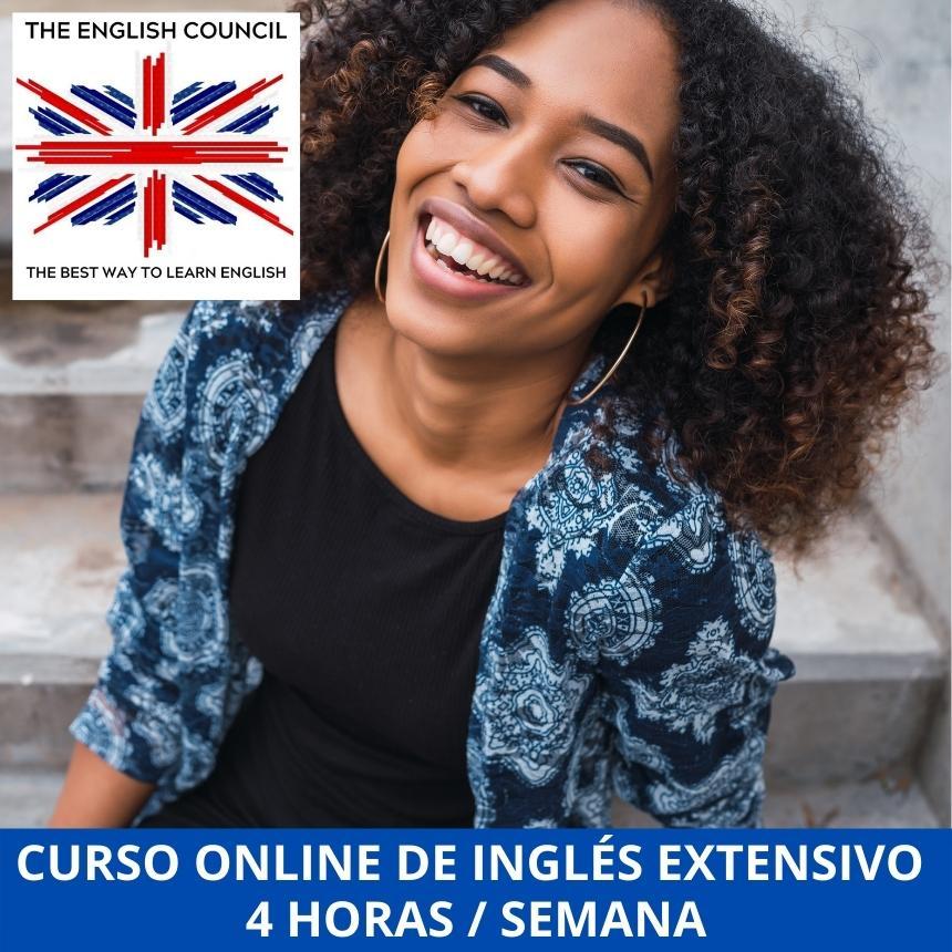 Curso extensivo de inglés online