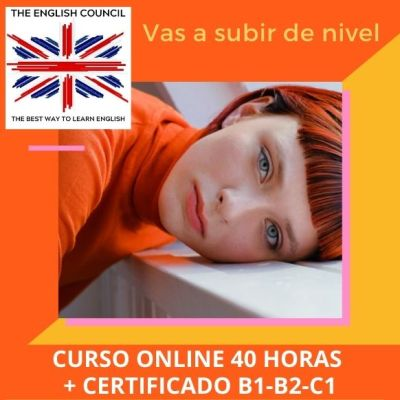 Curso intensivo de inglés online 40 horas