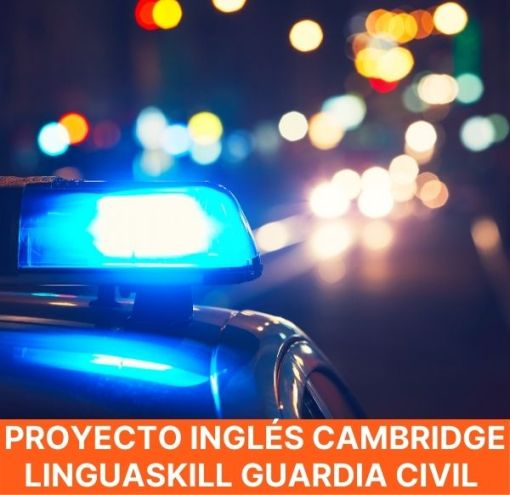 Cursos de inglés Guardia Civil