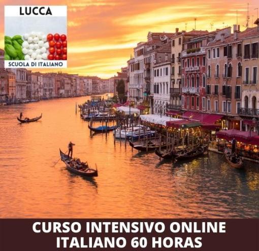 Curso intensivo de italiano online