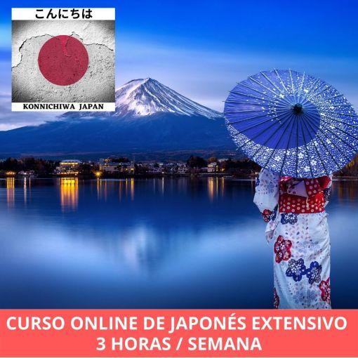 Cursos online de japonés