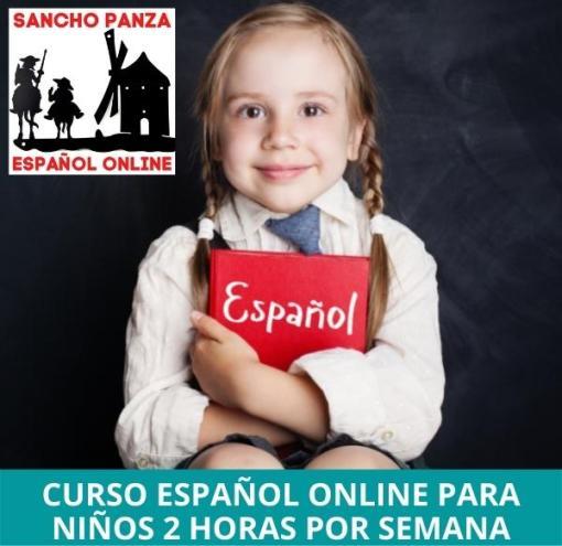 Clases de español online para niños
