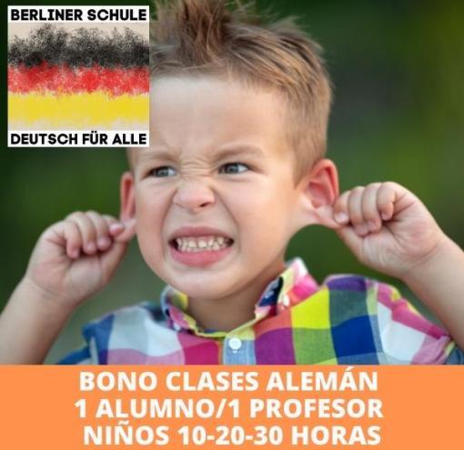 Clases de alemán online para niños