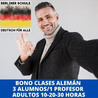 Clases online de alemán