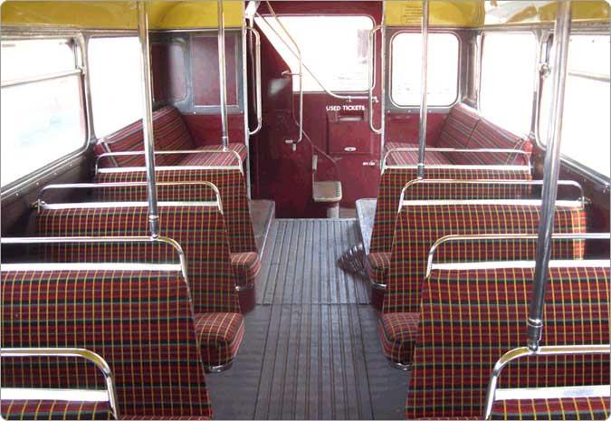 RM1361 Ensignbus Hire