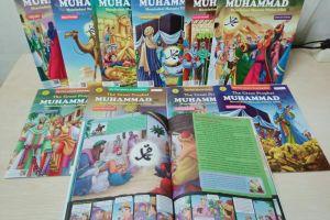 Ensiklopedia Anak The Great Prophet Muhammad, Kisah Perjalanan Hidup Rasulullah Muhammad SAW
