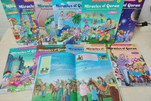 Ensiklopedia Anak Miracle of Al-Qur'an