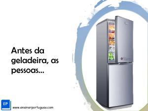 Atividade de português para estrangeiros para a prática do Pretérito Imperfeito do Indicativo na descrição do passado.