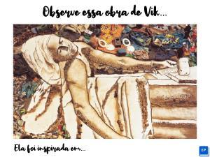 Parte de nosso acervo de orais de português para estrangeiros feita para apresentar esse artista brasileiro e falar sobre arte.