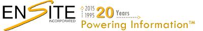 EnSite 20th Anniversary