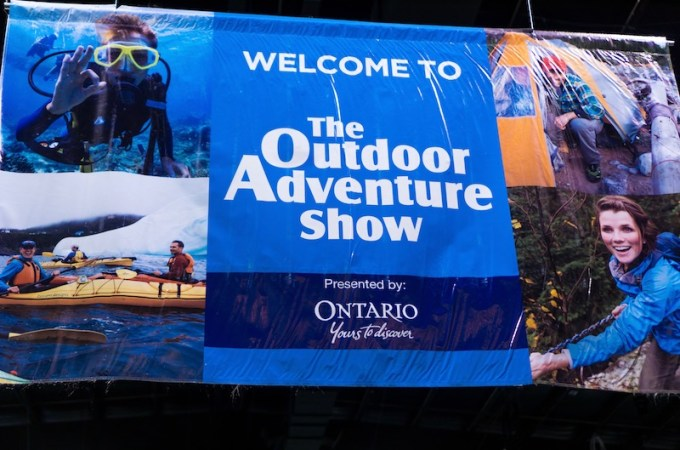 Outdoor Adventure Show Toronto - 24