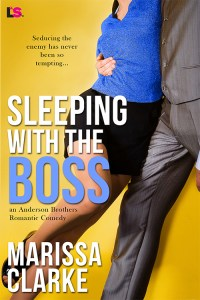 Sleeping with the Boss cover