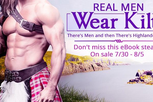 Real Men Wear Kilts sale banner