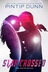 Star-crossed by Pintip Dunn cover