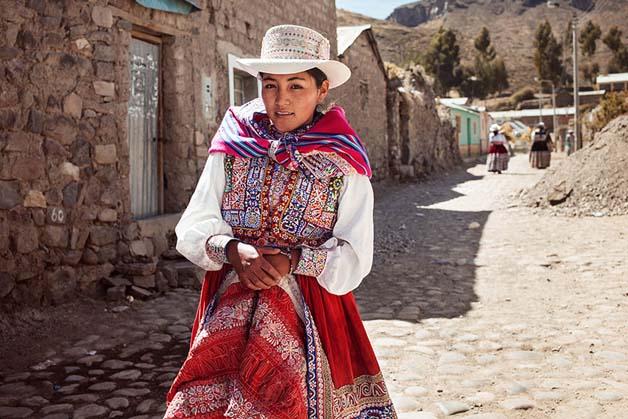 Colca – Peru