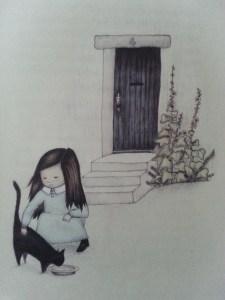 La petite taiseuse illustration 1