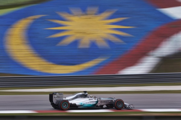 Malaysian Grand Prix Tickets