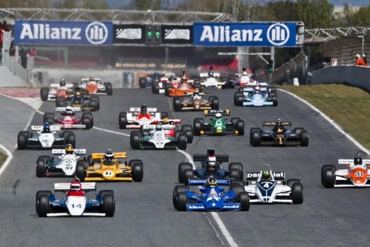 Master Historic Racing Formula 1